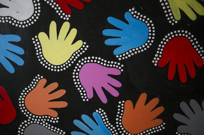 Helpful Hands Karen Lovett 2019
